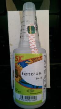 Експрес гербіцид (експрес гербіцид) для соняшника