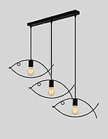 Подвесной светильник в стиле лофт SL-11