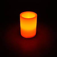 1002282 Свеча LED ночник 10 см, 1002282, Свеча LED ночник, Свеча LED, Свеча LED киев, Свеча LED украина, Свеча LED интернет магазин, диодная восковая