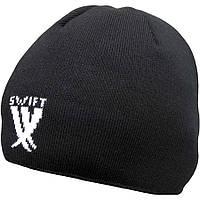 Шапочка зимняя SWIFT Beanie черная