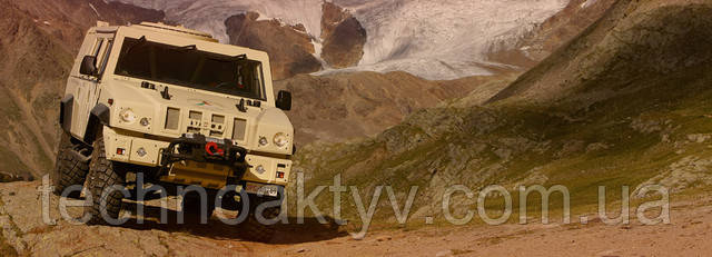 Транспортные средства оборонной промышленности Iveco Defence Vehicles