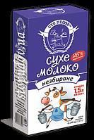 "Сухе молоко незбиране ""Сто пудів"" 26%, 150 г (коробка)"