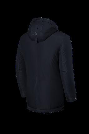 """Мужская черная зимняя куртка Braggart """"Black Diamond"""" (р. 46-56) арт. 9071 К, фото 2"""