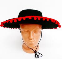 Шляпа Мексиканца на Хеллоуин