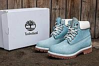 Ботинки зимние женские Timberland Classic Boots термо подкладка