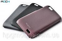 Чехол для HTC One V T320e - ROCK Quicksand back cover