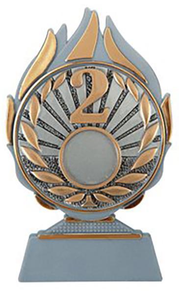 Статуетка нагородна Q120 2 місце