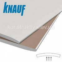 Гипсокартон арочный Кнауф (Knauf) ГКП-А 6,5x2500x1200