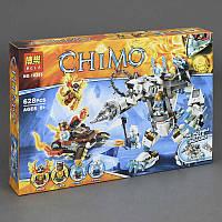 """Конструктор """"CHM"""" 10355 (24) """"Ледяной робот Айсбайта"""",  628дет, в коробке"""
