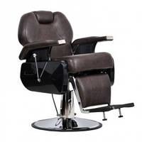 Мужское парикмахерское кресло Elite Барбершоп