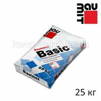 Клей для плитки Баумит (Baumit) Бейсик, 25кг
