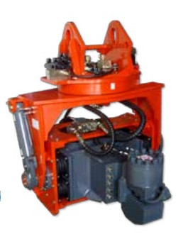 Вибропогружатель наклонного типа DPD600T / Pile Driver (Tilting Type) DPD600T