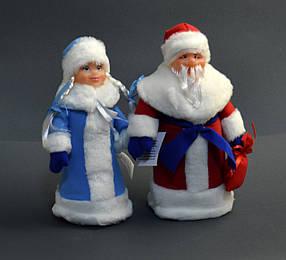 Набор Дед Мороз и Снегурочка 5555