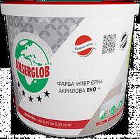 Фасадная краска акриловая Anserglob Эко+ 14,0 кг. 1/44