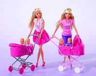 Кукольный набор Штеффи с коляской Simba 5738060