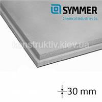 Плита полистирольная SYMMER 30*550*1200мм (0,66 кв.м)