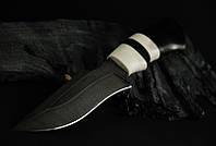 """Охотничий нож ручного изготовления """"Emovere"""", дамасск (наличие уточняйте)"""