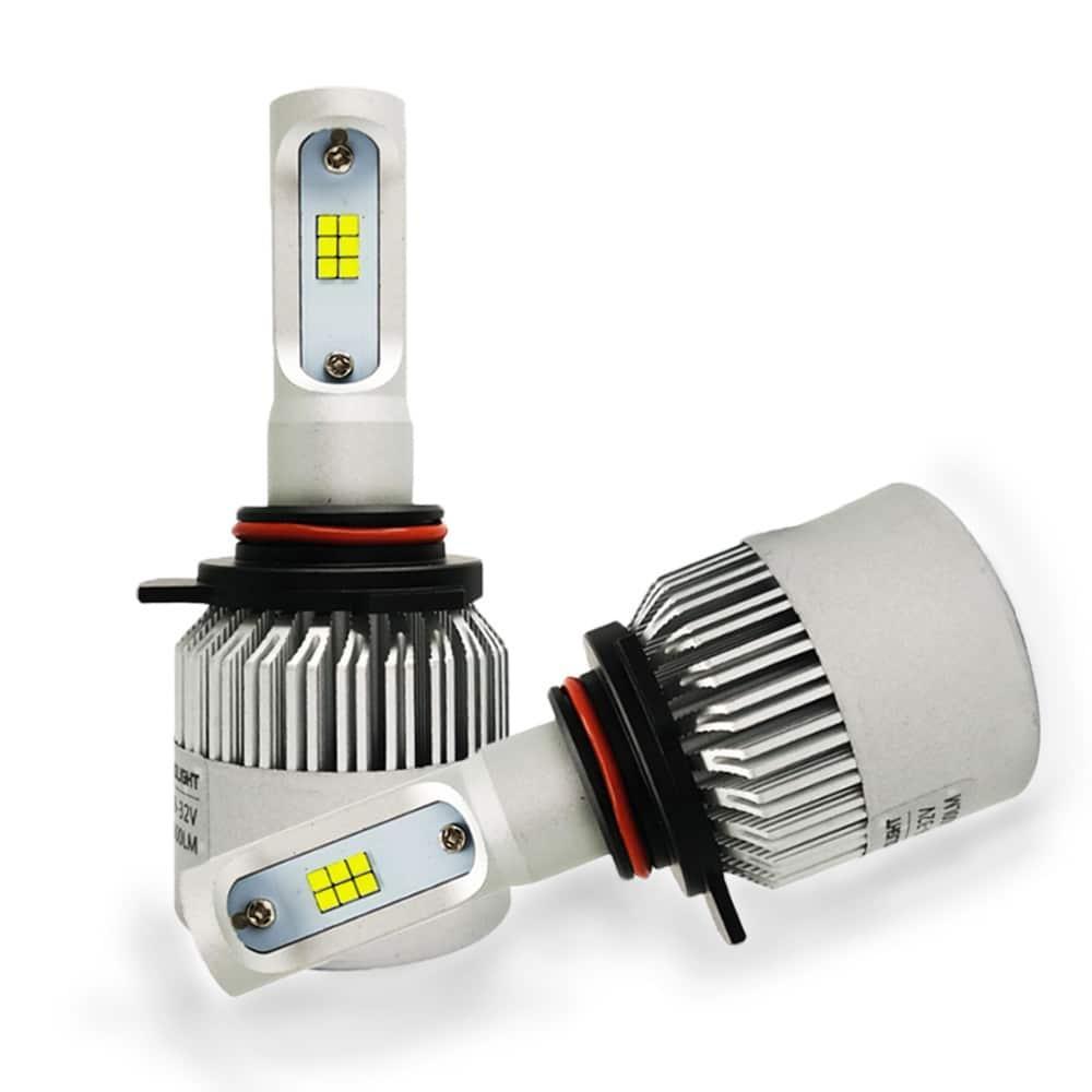 Автолампа LED HB4(9006) Cyclon 4500LM, 6000K, 9-32V CSP type 8
