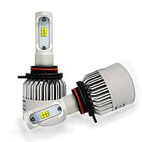 Автолампа LED HB4(9006), 72W, 16000LM, 6000K, 9-32V (пара), фото 1