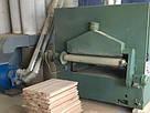 Калибровально-шлифовальный станок бу Paul Ott RS-0 широколенточный двухагрегатный, фото 2