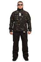 Куртка тактическая  Mil-tec( Mandrake black), фото 1