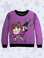 Детский свитшот Mabel Gravity Falls
