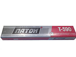 Электроды ПАТОН  наплавочные  Т-590 ф4/5 кг