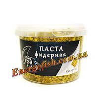 Паста фидерная King Fish Кукуруза 400г (банка)