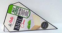 Сыр Бри с белой плесенью классический la Polle 125г (Польша)
