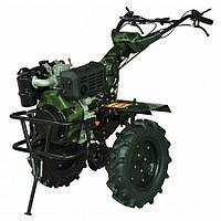 Мотоблок дизельный Зирка GT90D04 (дизель 9 л.с., колеса 5.00-12)