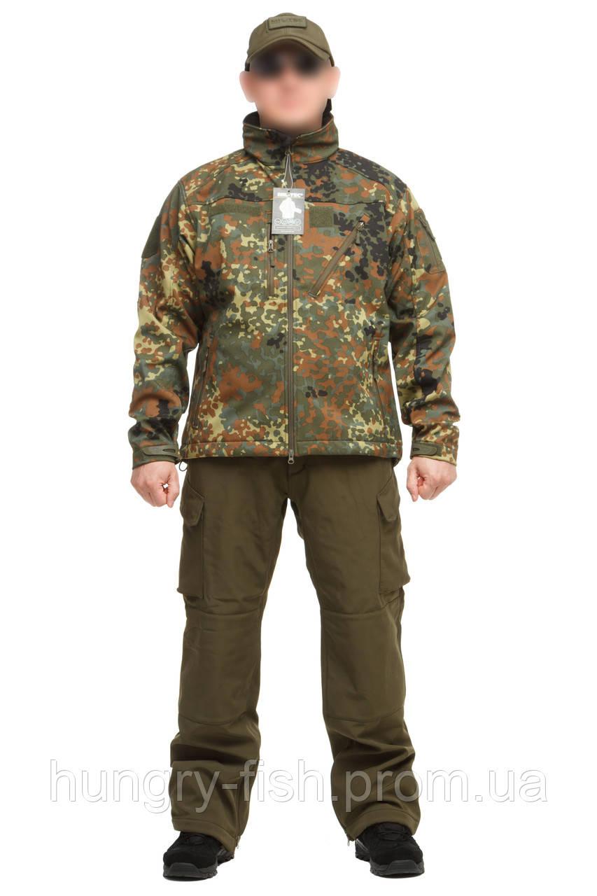 Куртка тактическая  Mil-tec( Flectarn bundes)