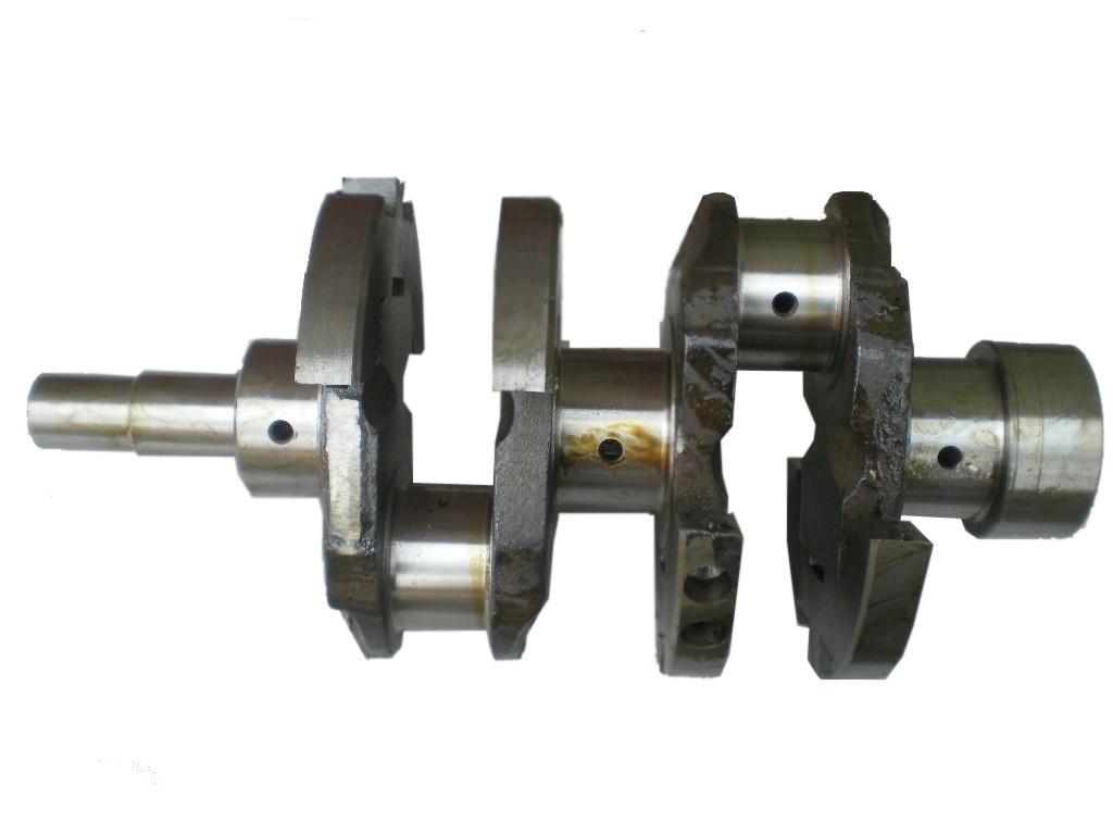 Вал коленчатый (Д-21,Т-25, Т-16) Д21-1005007 (коленвал с М14 или М12)