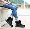 Отличные женские зимние ботинки, фото 2