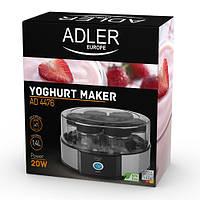 Йогуртница Adler AD 4476 качественный кисломолочный продукт в каждом доме!
