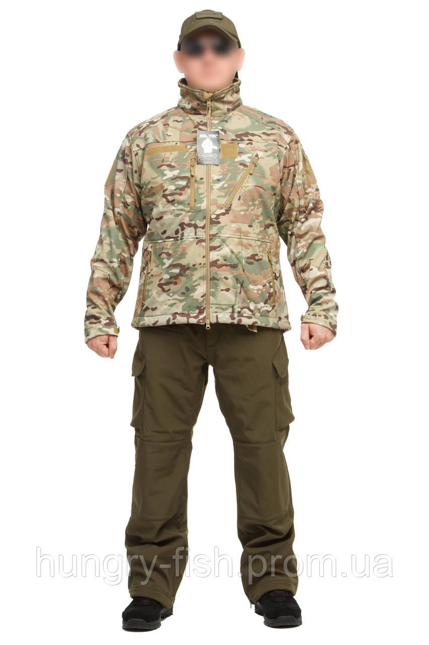 Куртка тактическая  Mil-tec(Multicam)