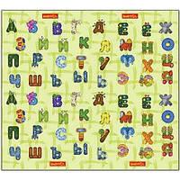 """Детский развивающий коврик  Babypol """"Забавный алфавит"""" размером 1800*2000*10 мм"""