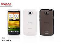 Чехол для HTC One X S720e - Yoobao 2 in 1 Protect Case