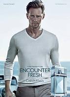 Мужская парфюмированная вода Calvin Klein -Encounter fresh