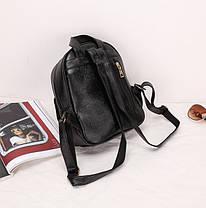 Красивый городской рюкзак с каскадным карманом, фото 3