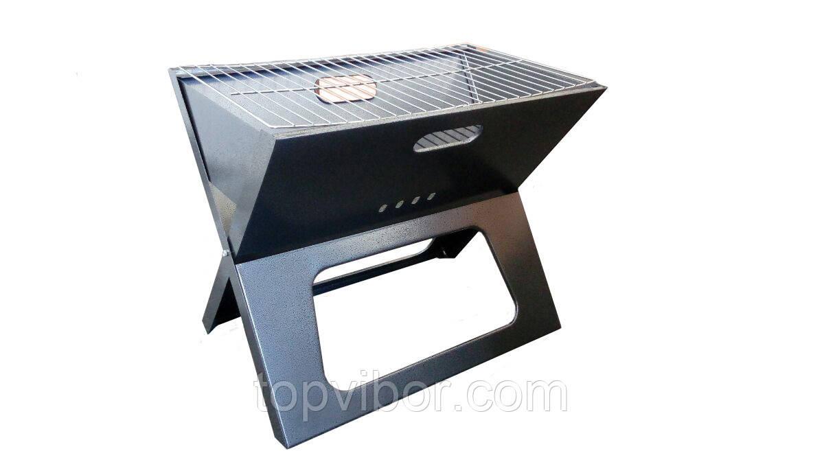 Портативный компактный гриль Portable Foldable BBQ - ТОП-ВЫБОР! www.topvibor.com в Киеве