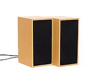 Портативные акустические колонки Music-FM-09 USB