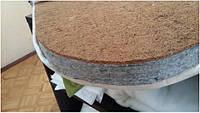 80х140 матрас овальный кокосовый для кроватки BAGGYBED MAXI