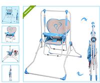 Детская напольная качели+стульчик NA 05