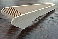 Щипцы кухонные, деревянные, фото 1