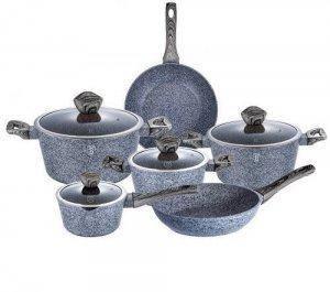 Набор  каменной посуды Berlinger Haus (10 предметов)