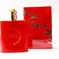 Женская парфюмерная вода Yves Saint Laurent - Opium Edition collector