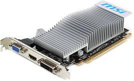 Видеокарта MSI GeForce 210 Turbocash 1024Mb (N210-TC1GD3H/LP)