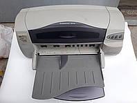 Цветной А3 принтер HP DeskJet 1220C с картриджами №3