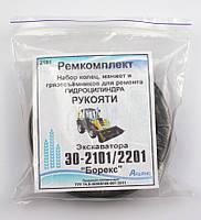 Набор гидроцилиндр рукоять ЭО 2101/2201 «Борекс» (арт.2181)