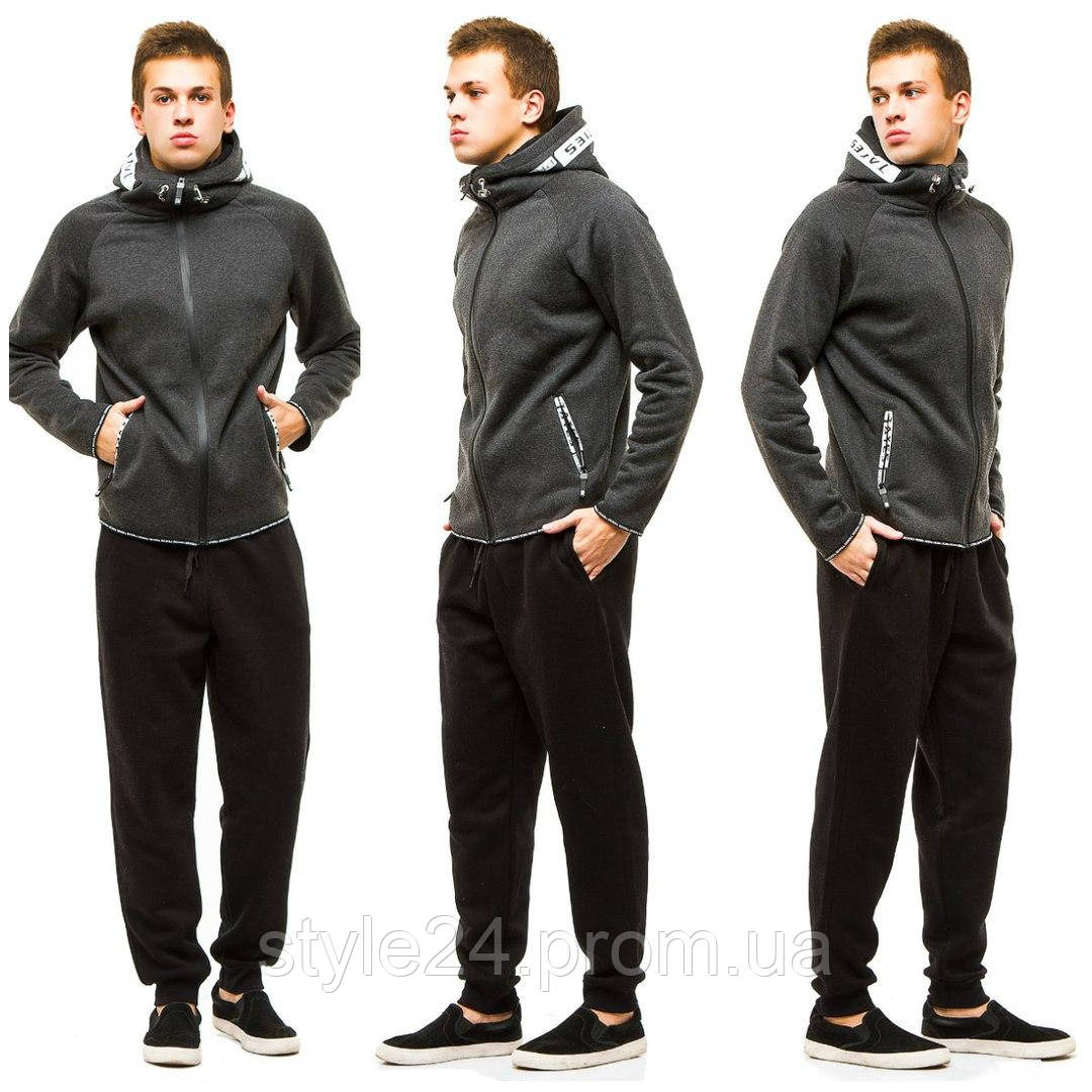 Чоловічий спортивний костюм на флісі.Розміри 48-52  продажа 5944a0b7a195b